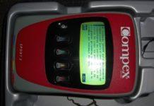compex elettrostimolatore